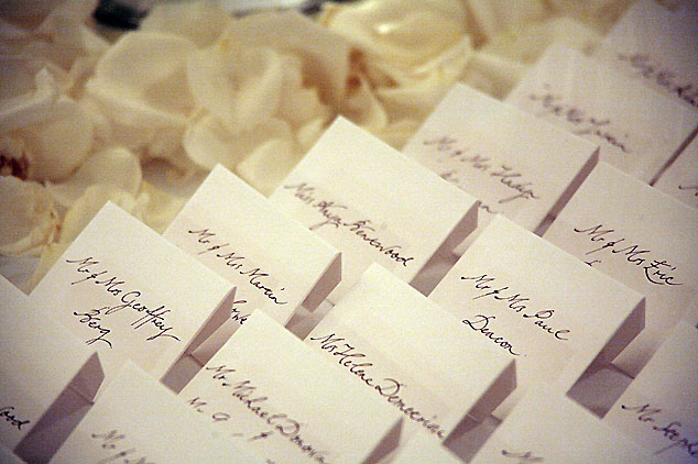 nicola smallwood calligraphy hand written cards your event